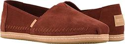 TOMS Women's Lunata Booties  US, DeserTaupe/Suede/Perforated