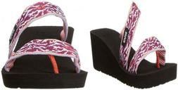 Women's Teva Mandalyn Loma Wedge Sandal, Size 8 M - Purple