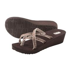 Teva Mush Mandalyn Wedge Ola 2 Sandals