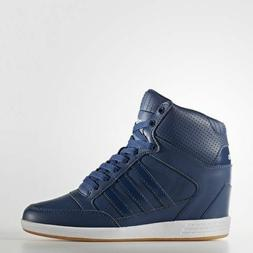 Adidas NEO Super Wedge Women's Sports Sneakers AW3969 Hi Top