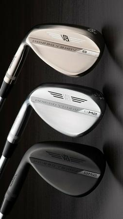 new 2020 vokey sm8 wedge steel shaft