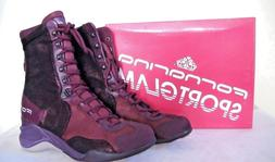 NEW Fornarina Boot Sneaker Woman Leather/Textile Boots Ankle
