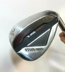 New Left Hand Top Flite 60 Degree Wide Sole Lob Wedge