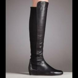 NEW Stuart Weitzman Nappa Stretch Lander Over The Knee Boots