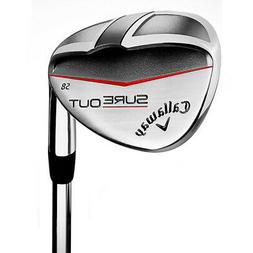 NEW Callaway Sure Out Sand / Lob Wedge - Choose Club