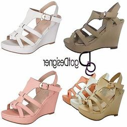 NEW Women's Fashion Shoes Sandals Platforms Wedges Heels Sum