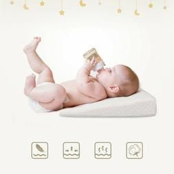 Newborn Anti-Spit Milk Wedge Pillow Memory Foam Pillow Infan