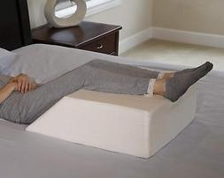 Ortho Bed Wedge Pillow with a High Quality, Removable Cover