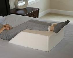 InteVision Ortho Bed Wedge with High Quality, Removable Cove