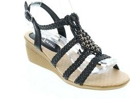 Forever Link Paramount-08 Women's Woven Beaded Floral Boho W