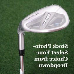 TaylorMade's 2021 SIM2 Max & Max OS Approach/Sand/Lob Wedges
