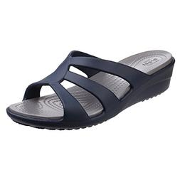 Crocs Womens/Ladies Sanrah Strappy Wedge Sandals