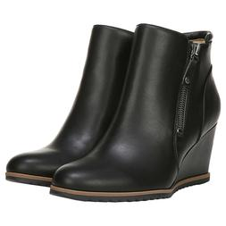 Soul Naturalizer Ladies' Heaven Wedge Ankle Boots Black