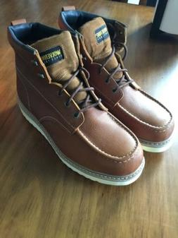 Wolverine Steel Toe Boots W08289 Work Boots New Size 12 Men'