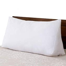 Cheer Collection and Plush Wedge Pillow for Reading in Bed o