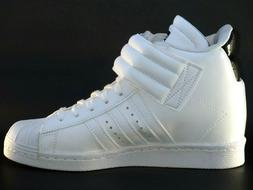 Adidas Superstar Up Strap W S81351 Womens Shoes White Leathe