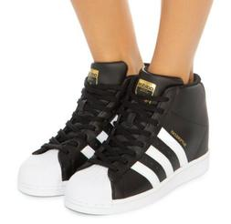 Adidas Superstar Up Wedge FW0117 Women's Shoes Core Black/ W