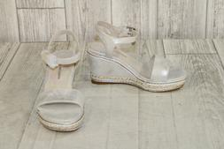 Stuart Weitzman Swinger Stitch Wedges, Little Girl's Size 11