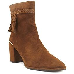 Stuart Weitzman Tazzie Women US 6 Brown Mid Calf Boot