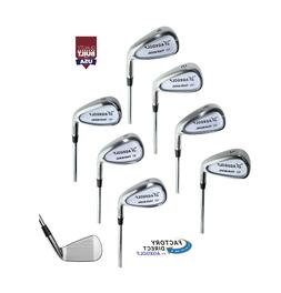 TCI Tour Edition GRAPHITE Irons Set 4-9, PW & SW  Choose Fle