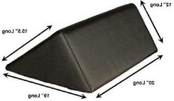 therapists choice triangle massage bolster extra large