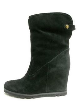 Women's UGG Australia 'Glen' Water Resistant Wedge Bootie, S