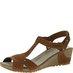 Women's Merrell 'Sirah Lattice' Wedge Sandal, Size 11 M - Br