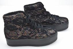 JEFFREY CAMPBELL WOMAN SNEAKER SHOES WITH WEDGE CASUAL FREE