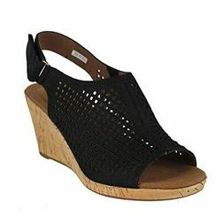 Rockport Women's Briah PERF Sling Wedge Sandal - Choose SZ/c