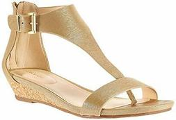 Kenneth Cole REACTION Women's Great Gal T-Strap Lo - Choose