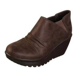 Skechers Women's   Parallel Curtail Wedge Ankle Boot