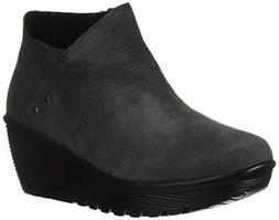 Skechers Women's Parallel - Ditto - Asymmetrical Collar Sued