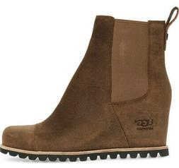 UGG Women's W Pax Fashion Boot, Chipmunk, 10 M US