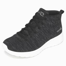 Women's S SPORT BY SKECHERS Zofia High Top Lace up Athletic