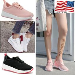 Women Shoes Sneakers Athletic Tennis Casual Walking Training