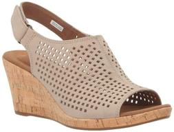 Rockport Womens Briah PERF Sling Wedge Sandal- Pick SZ/Color